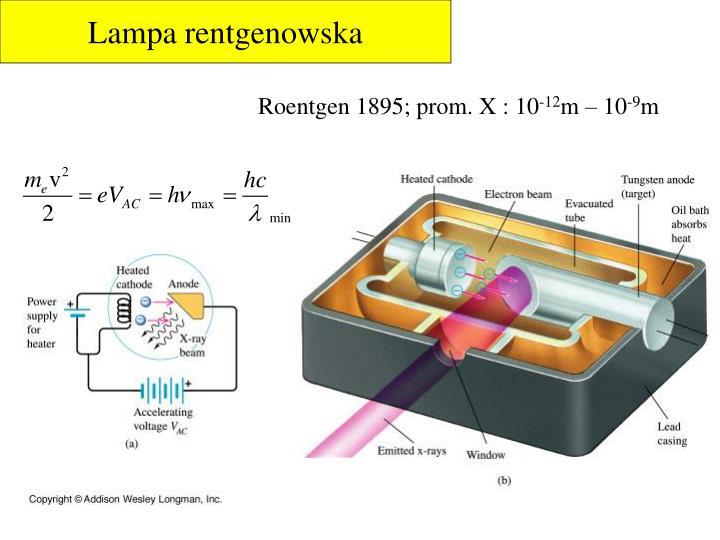Lampa rentgenowska