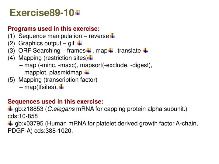 Exercise89-10