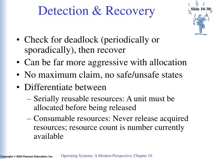 Detection & Recovery