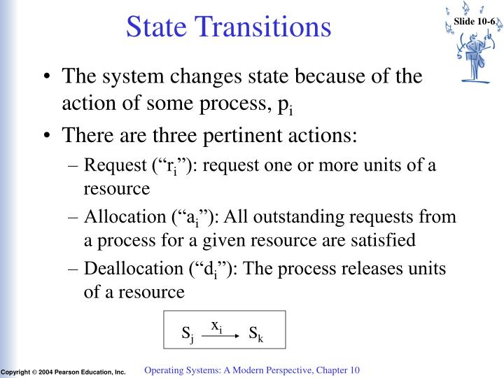State Transitions