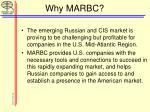 why marbc