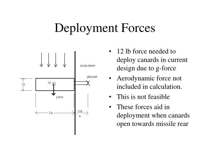 Deployment Forces