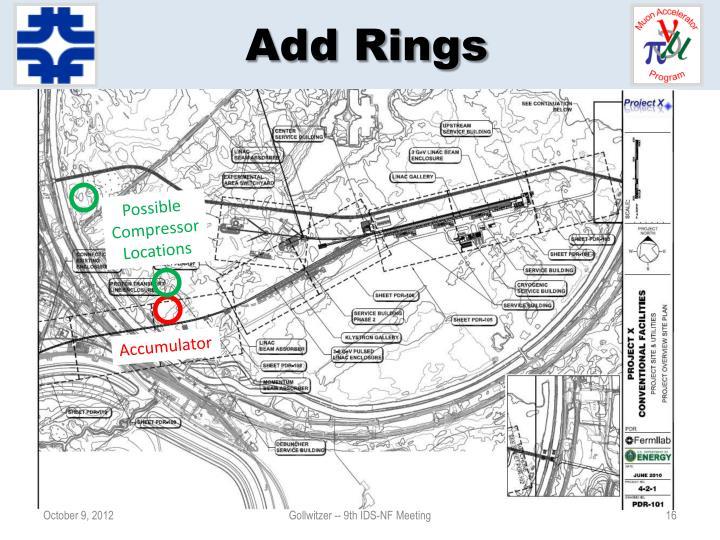Add Rings