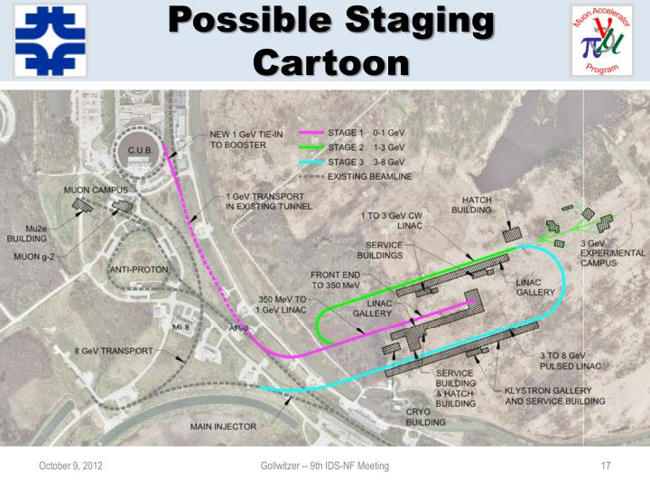 Possible Staging Cartoon