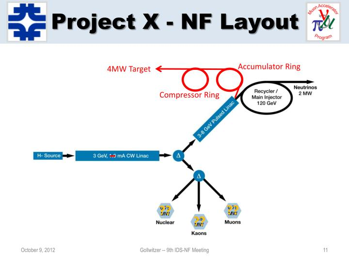 Project X - NF