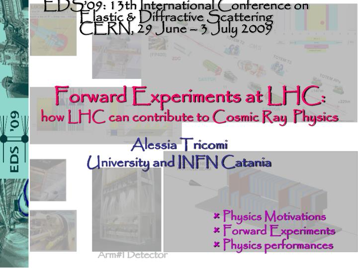 forward experiments at lhc how lhc can contribute to cosmic ray physics