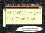 plane strain transformation3