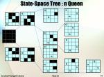 state space tree n queen