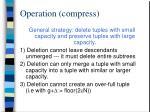 operation compress