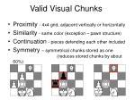valid visual chunks