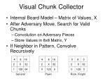 visual chunk collector