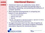intentional stance 2