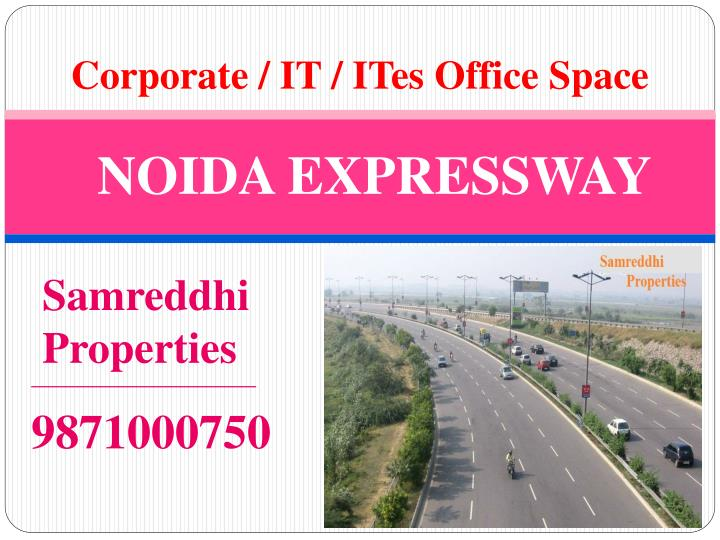 Corporate it ites office space