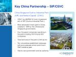 key china partnership sip csvc