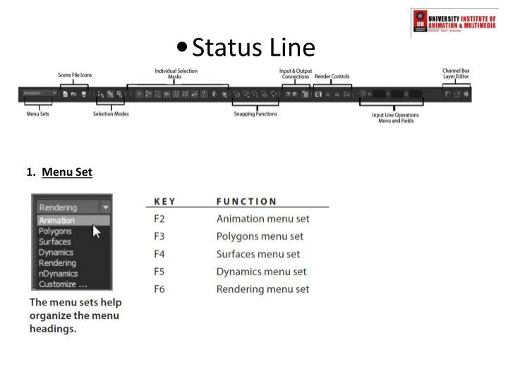 Status Line