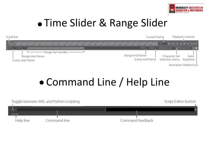 Time Slider & Range Slider