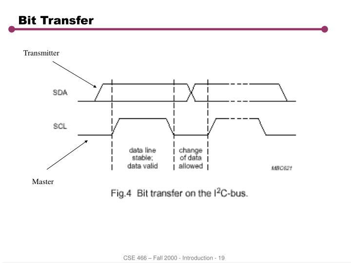 Bit Transfer
