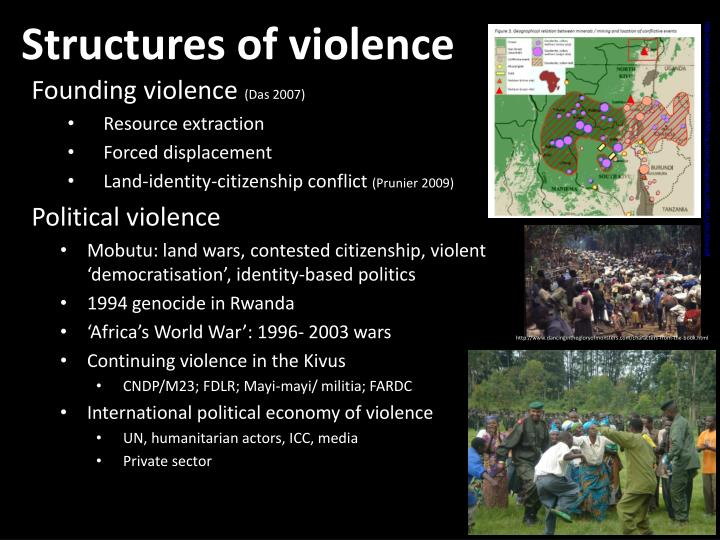 Structures of violence