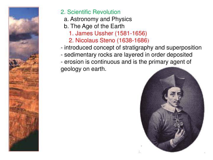 2. Scientific Revolution