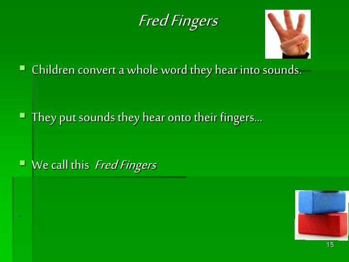 Fred Fingers