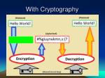 with cryptography3