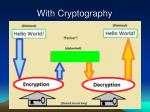with cryptography49