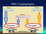 with cryptography9