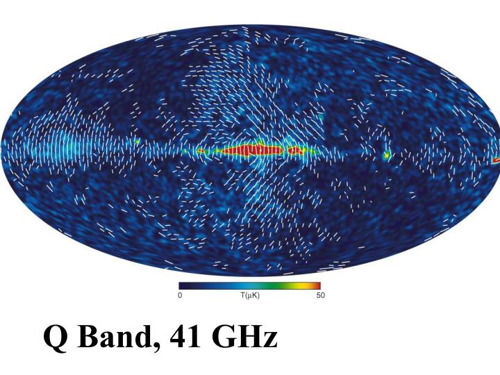 Q Band, 41 GHz