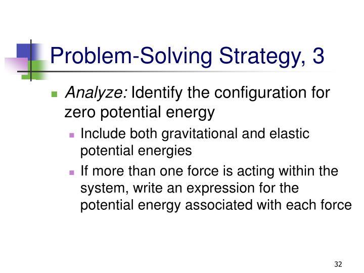 Problem-Solving Strategy, 3