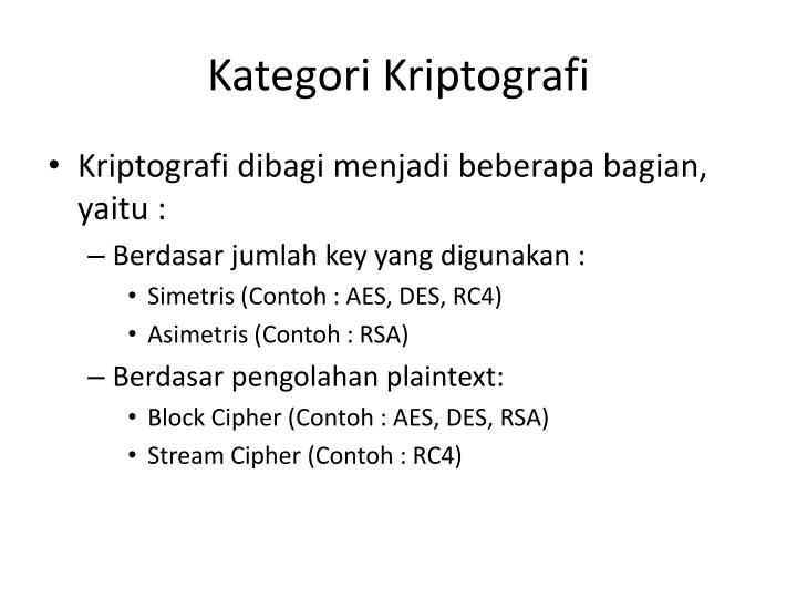 Kategori