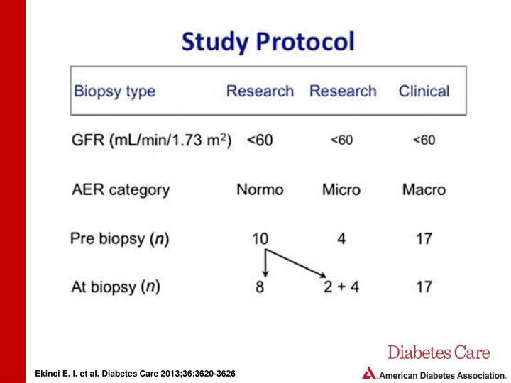 Ekinci E. I. et al. Diabetes Care 2013;36:3620-3626