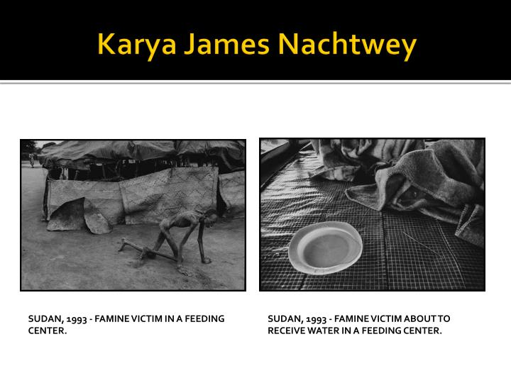 Karya James Nachtwey