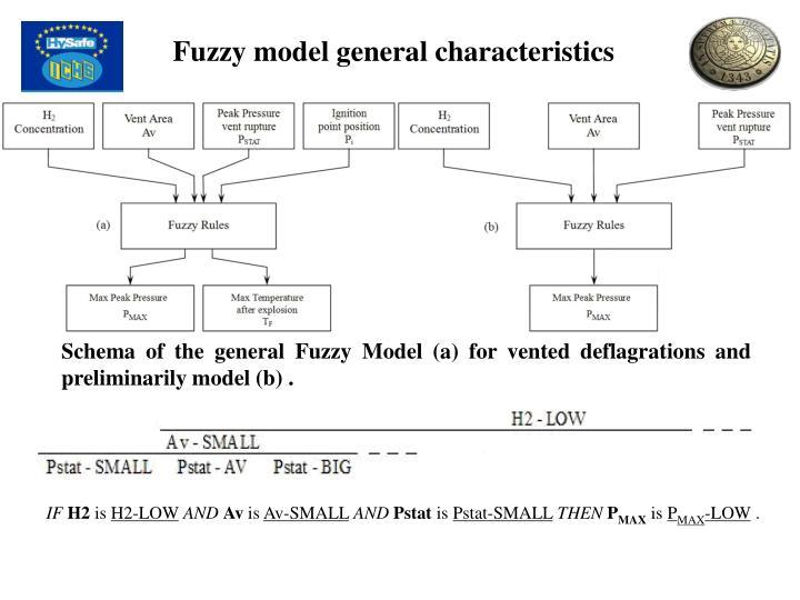 Fuzzy model general characteristics