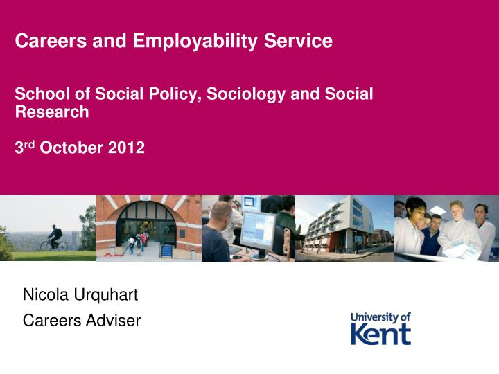 careers and employability service n.