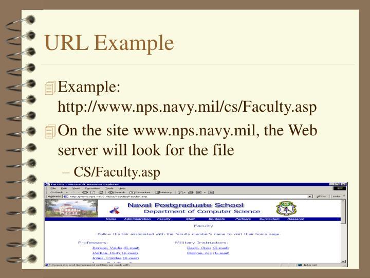 URL Example