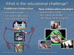what is the educational challenge1