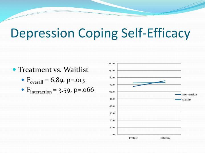 Depression Coping Self-Efficacy