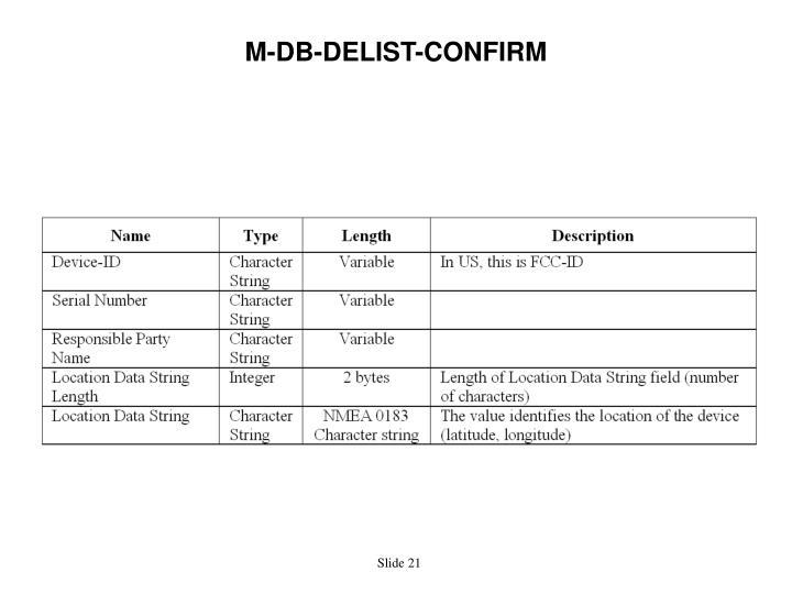 M-DB-DELIST-CONFIRM