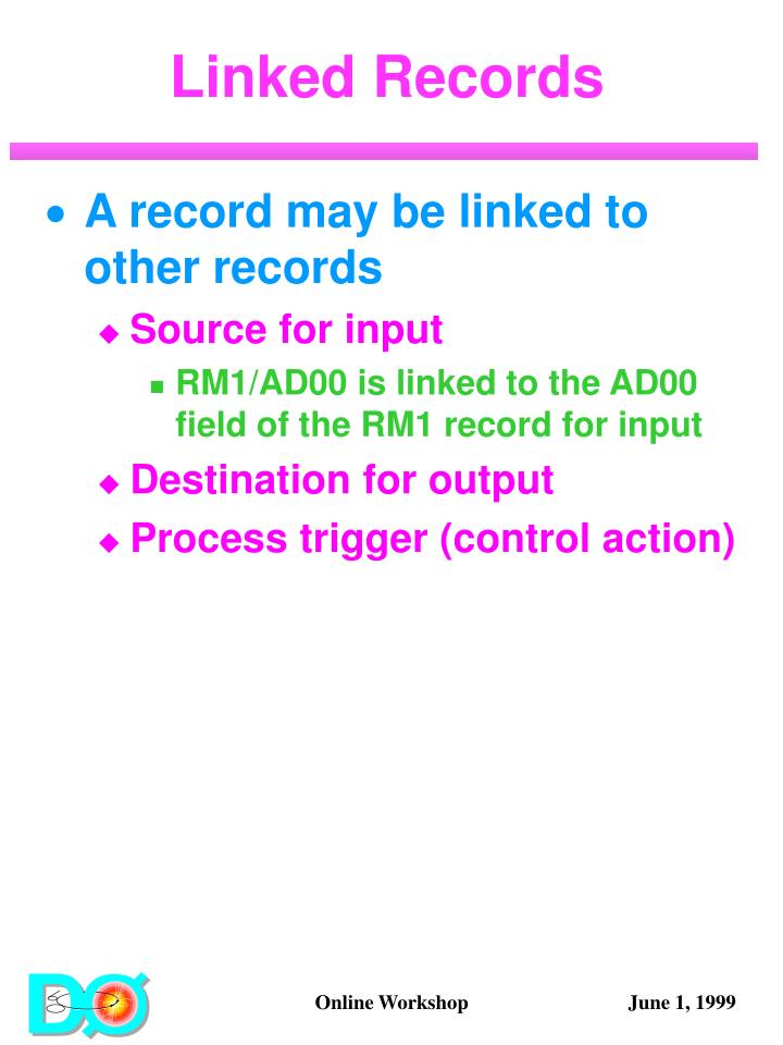Linked Records