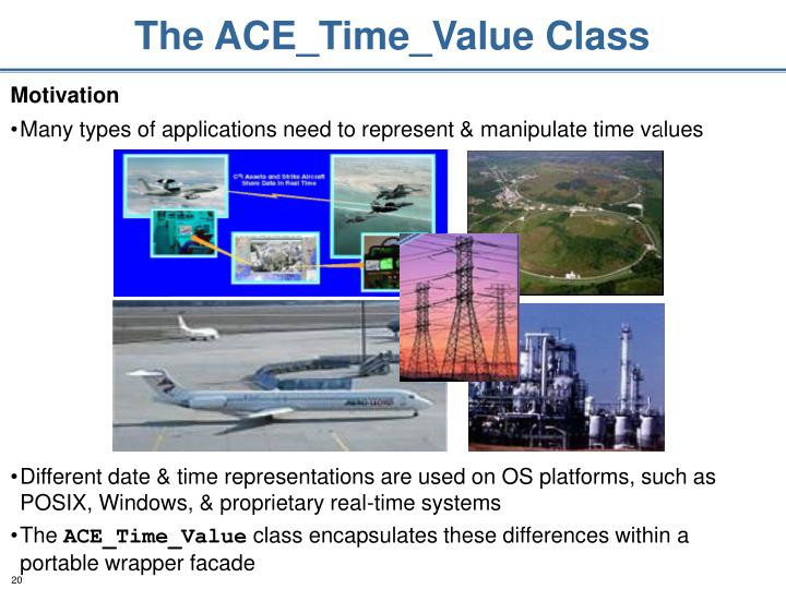 The ACE_Time_Value Class