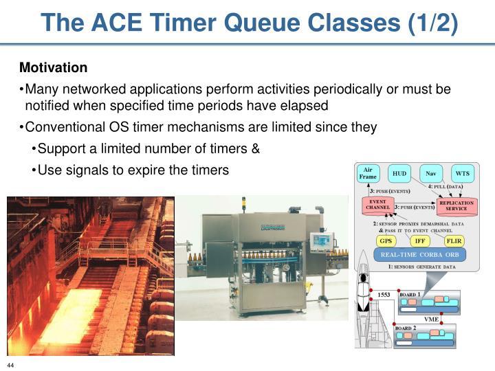 The ACE Timer Queue Classes (1/2)