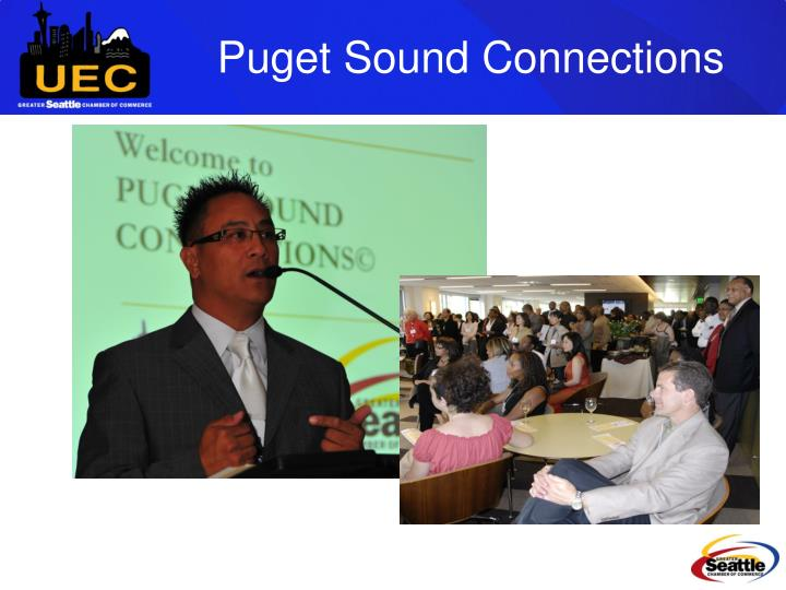 Puget Sound Connections