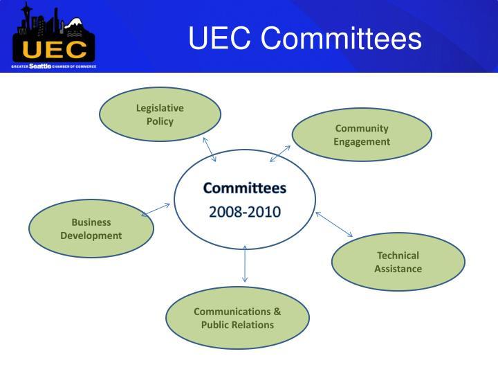 UEC Committees