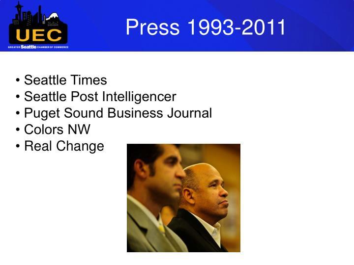Press 1993-2011
