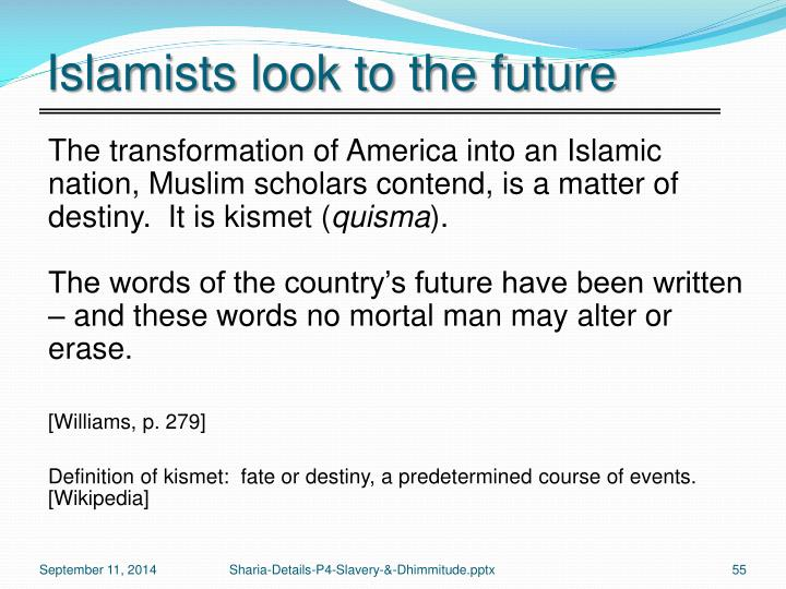 Islamists look to the future