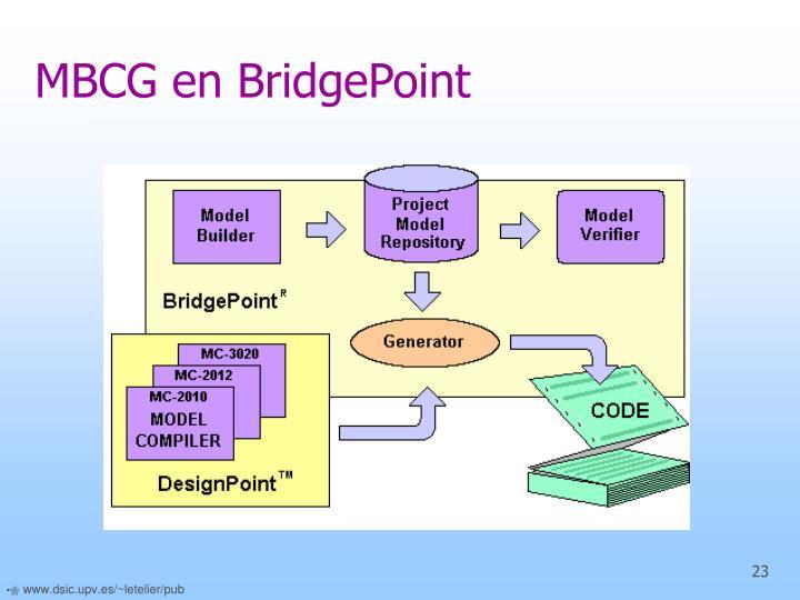 MBCG en BridgePoint