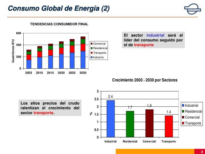 Consumo Global de Energía (2)