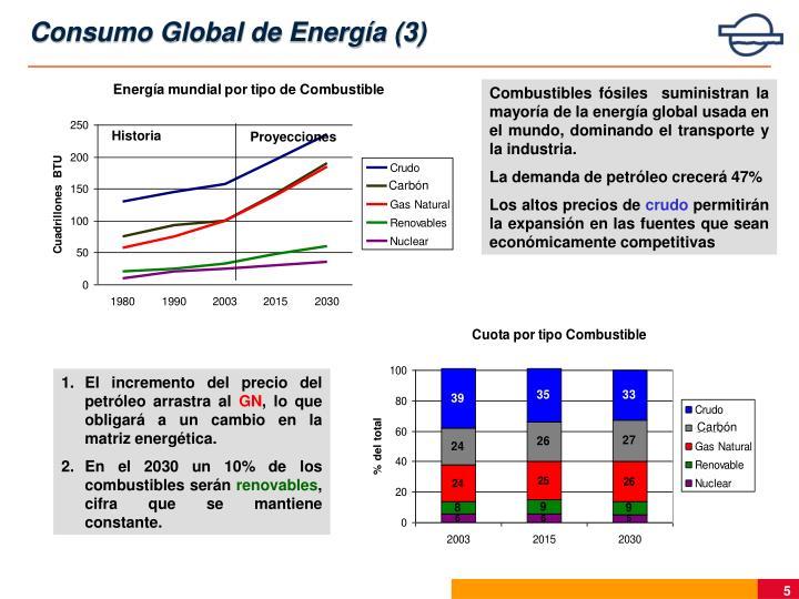 Consumo Global de Energía (3)