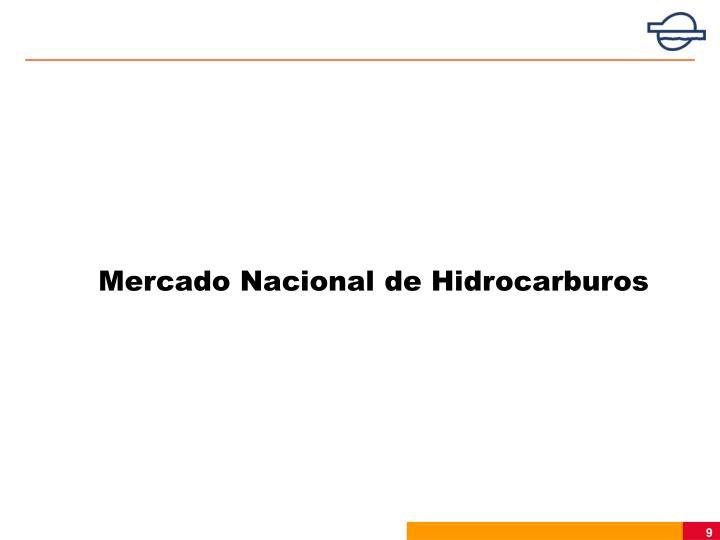 Mercado Nacional de Hidrocarburos