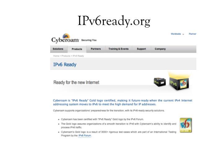 IPv6ready.org